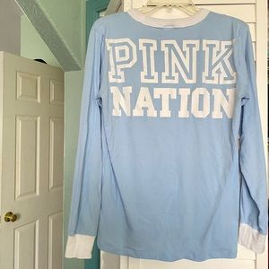 PINK Victoria Secret long sleeve